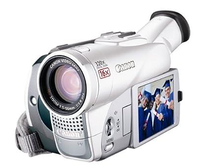 amazon com canon elura 65 minidv camcorder w 16x optical zoom rh amazon com Canon Elura 100 Charger Canon Elura 100 Driver
