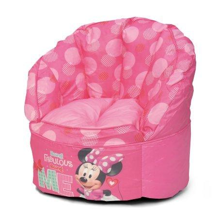 Amazon.com: Puf para niños con Minnie Mouse: Toys & Games