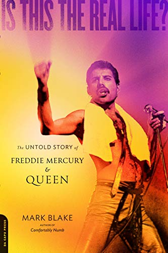 Mercury Material - Is This the Real Life?: The Untold Story of Queen