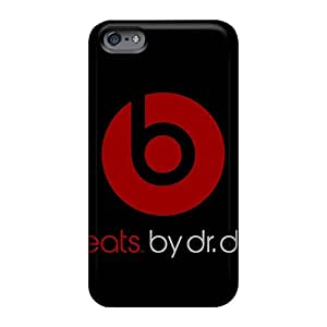 Scratch Resistant Hard Phone Covers For Apple Iphone 6 With Unique Design Stylish Beats By Dr Dre Image Luoxunmobile333