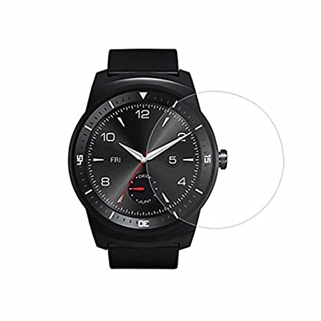 YANSHG® Para LG G Watch R Reloj El Protector de Cristal ...