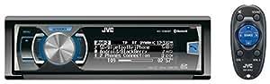 JVC KD-SD80BTE - Reproductor de CD de 200 W (radio, Bluetooth, USB), negro