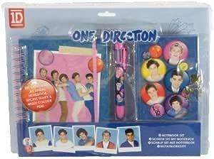 One Direction (1D) Libro de notas: Amazon.es: Juguetes y