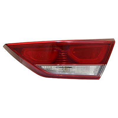 TYC 17-5673-90 Reflex Reflector: Automotive