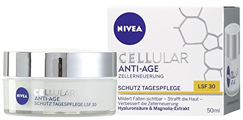 Nivea Cellular Anti-Age Tagespflege LF30 50 ml, 1er Pack (1 x 0.05 l)