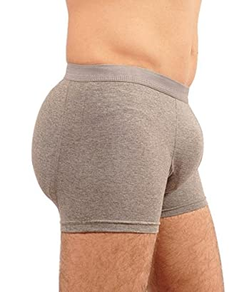 The Package Booster - Men's Crotch and Butt Padded Underwear for ...