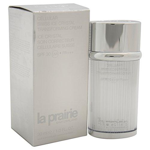 La Prairie Cellular Swiss Ice Crystal Transforming Cream SPF 30 Women's Treatment, Rose, 1 Ounce ()