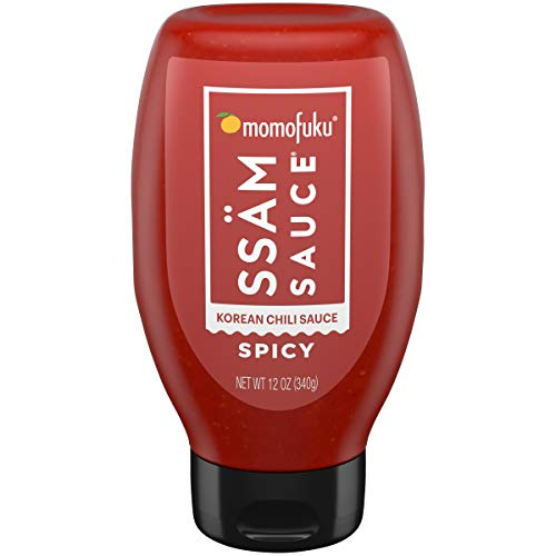 Momofuku Ssäm Spicy Sauce (12 oz Bottle)