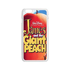 SANLSI James and the giant peach Case Cover For iPhone 6 Case