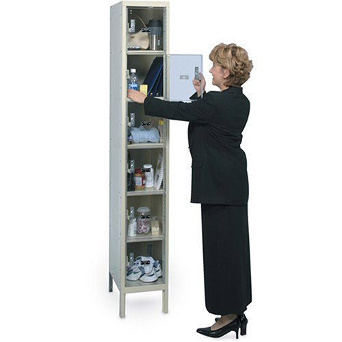 Hallowell USVP1258-6PT Safety-View Plus Locker, 12