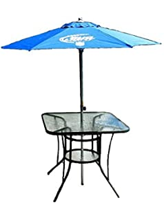 Bud Light Beer 7ft NFL Umbrella