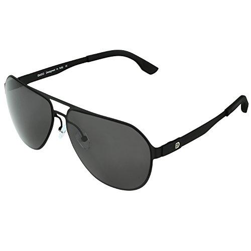 Duco Premium Aviator Sunglasses with Polarized Nylon Lenses for Men and - Sunglasses Nylon