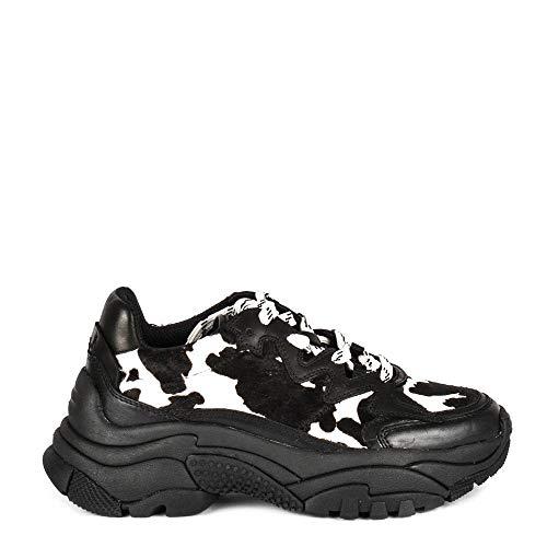 Negro Black Ash Blanco Zapatillas Color Footwear Addiction Y xwq1YHx