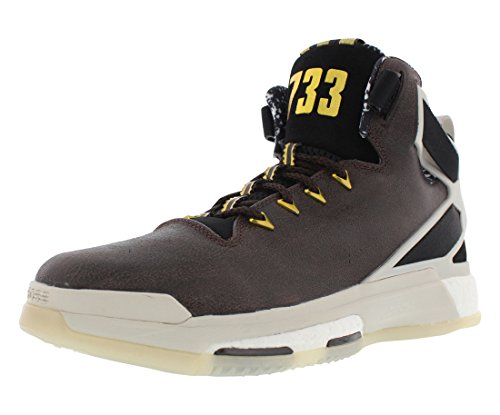 adidas Performance Men's D Rose 6 Boost BHM Basketball,Black/Grey,9, used for sale  Delivered anywhere in USA