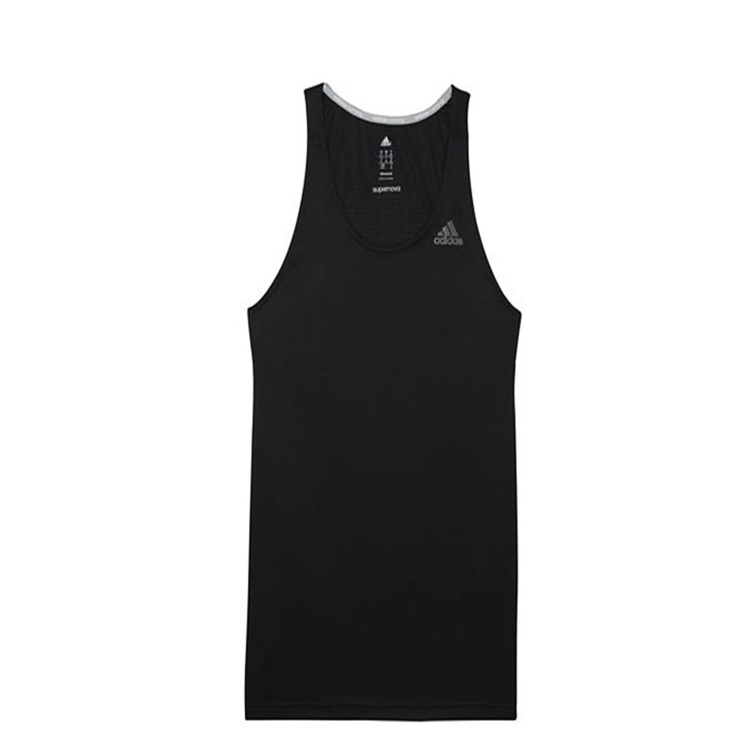 5b3d9f817 Amazon.com   Adidas Supernova Running Singlet Black Xl   Sports   Outdoors