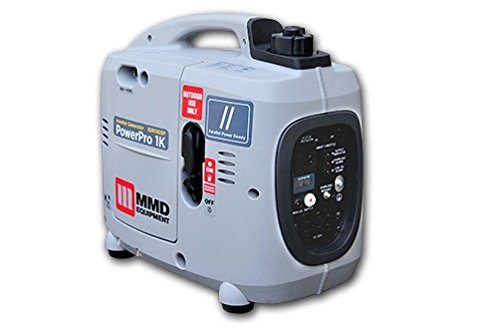 MMD Equipment IGR1000P PowerPro Inverter Generator