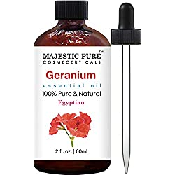 Geranium Essential Oil, 2 fl. oz