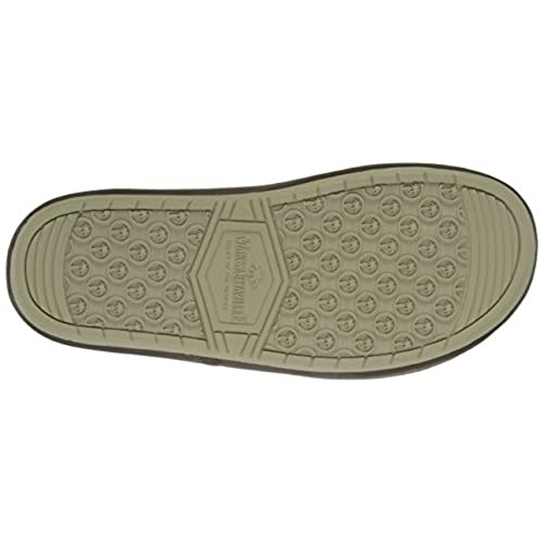 2e3829c6cd082b durable modeling Margaritaville Men s Marlin Canvas Flip Flop ...