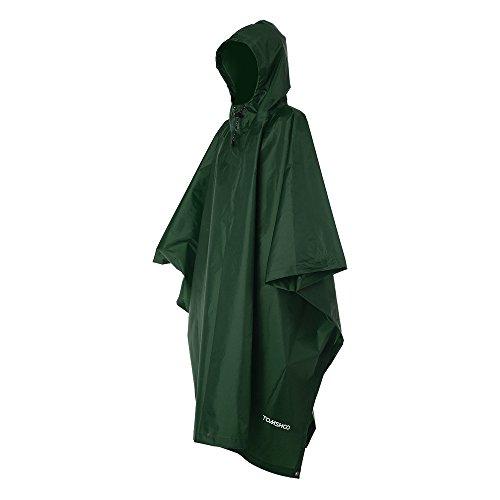 Colore : Blu, Dimensioni : XXXXL Sport e tempo libero Kids Raincoat Children Rain Poncho Reusable Rain Jacket Impermeabile Rain Cape Translucent Rain Wear Cute Unisex Storm Break Rain Slicker per Boys Girls