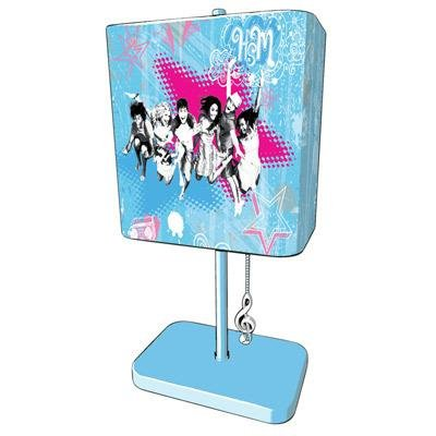 KNG 001435 High School Musical 3D Magic Image Lamp