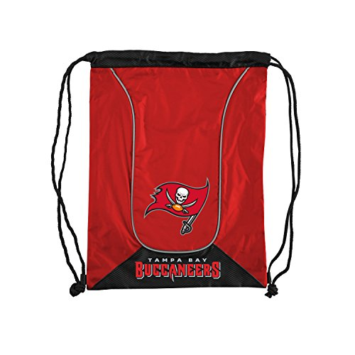 The Northwest Company Officially Licensed NFL Tampa Bay Buccaneers Doubleheader Backsack