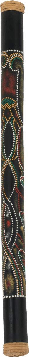 Pearl 32 Bamboo Rainstick With Painted Finish #693 Hidden Spirit