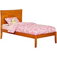 Metro Open Foot Bed, Twin X-Large, Caramel Latte