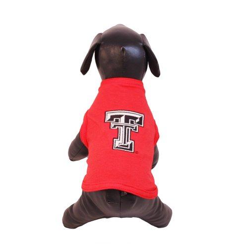 NCAA Texas Tech Red Raiders Cotton Lycra Dog Tank Top, X-Large