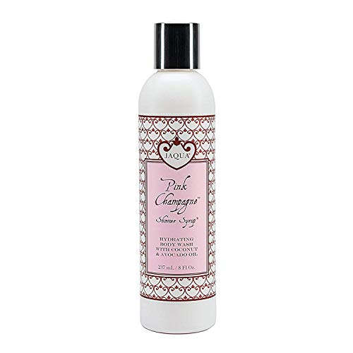 (Jaqua Sulfate-Free Hydrating Shower Syrup Body & Bath Wash - Pink Champagne)