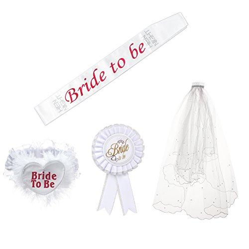 Garter Bachelorette Favors Wedding Decorations product image