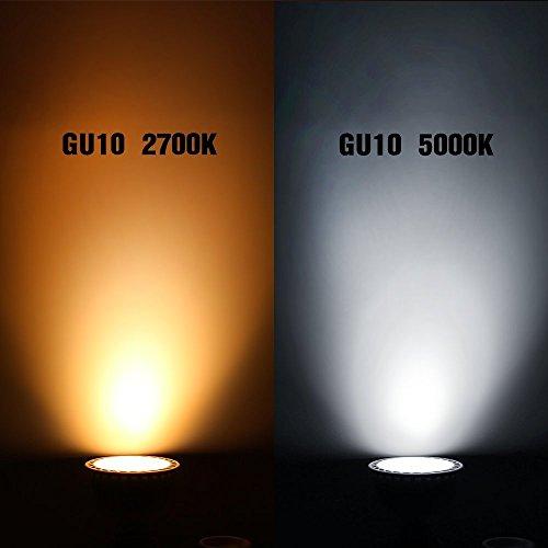 5w 50w equivalent gu10 led bulb ul listed 2700k soft white import it all. Black Bedroom Furniture Sets. Home Design Ideas