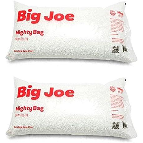 Big Joe Comfort Research UltimaX Bean Bags Refill Pack Of 2 100 L