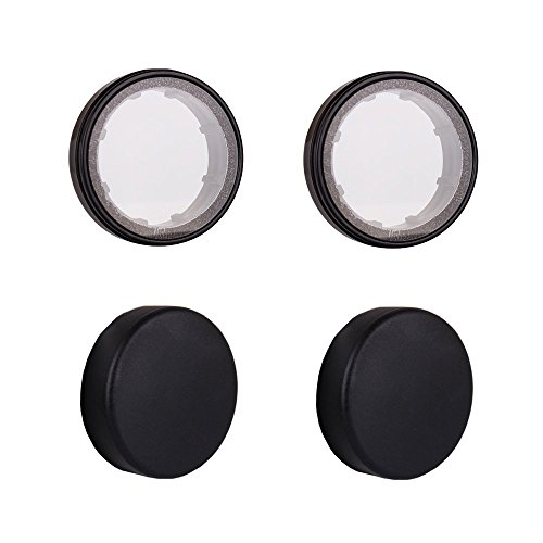 Camera UV Lens Protector Cap Kit for HD GoPro Hero 3 Hero 3+