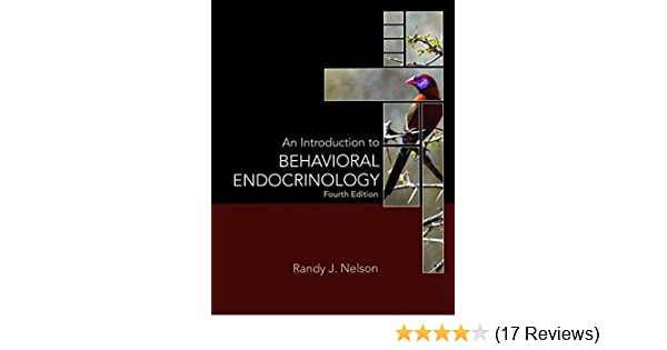 Amazon Com Introduction To Behavioral Endocrinology Fourth Edition