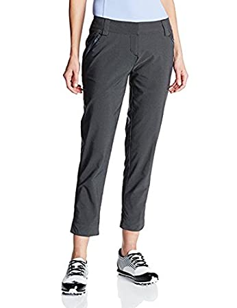65c4dd774 Ladies Adidas Golf Cropped Pants Womens CLOSEOUT NWT Ecru Size 8 ...