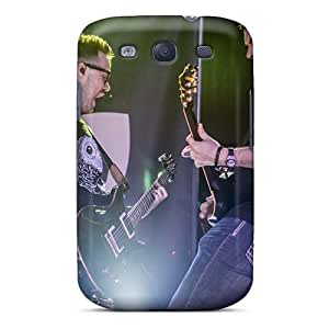 Perfect Hard Cell-phone Cases For Samsung Galaxy S3 (cfA12674SyFY) Support Personal Customs Colorful Breaking Benjamin Band Pictures