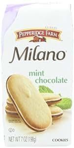 Pepperidge Farm Mint Milano Cookies, 7-ounce (pack of 4)