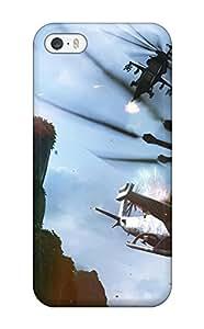 Ernie Durante Jackson's Shop 2432604K80892638 New Battlefield 4 Skin Case Cover Shatterproof Case For Iphone 5/5s