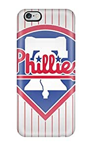 6 Plus Scratch-proof Protection Case Cover For Iphone/ Hot Philadelphia Phillies Phone Case