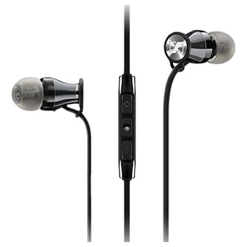 Sennheiser HD1 In-Ear Headphones (Android version) - Black Chrome