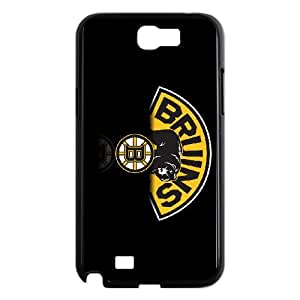 Boston Bruins Samsung Galaxy N2 7100 Cell Phone Case Black gift pp001_6325223