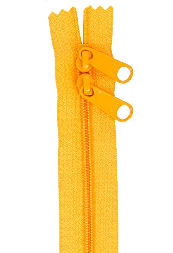 - Patterns ByAnnie Handbag Zipper 40in Papaya-Double-Slide, 40