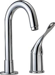 Delta Commercial 710LF-HDF Single Handle Bar/Prep Faucet, Chrome