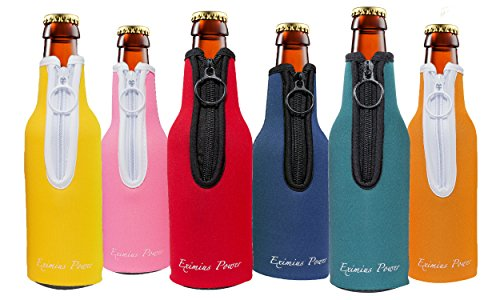 Compare Price To Beer Bottle Koozies With Zipper