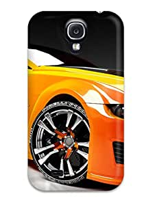 Tpu Jaime Olvera Shockproof Scratcheproof 2014 Cool Car Hard Case Cover For Galaxy S4