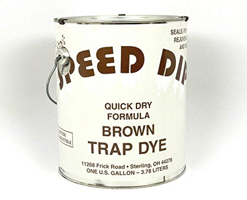 Andy Stoe's Speed Dip, Brown, Quart ()