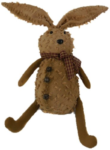11-Inch Craft Outlet Chenille Pig Figurine