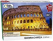 Quebra - Cabeça Coliseu - 500 Pçs