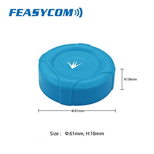Feasycom Long range 500m programmable & battery powered BLE bluetooth 5.0 ibeacon eddystone beacon, Android beacon technology for Android and iOS by Feasycom (Image #2)