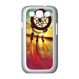 Samsung Galaxy S3 9300 Cell Phone Case White Dreamcatcher GWV Phone Case DIY 3D